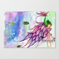 Dream ! Josephine Canvas Print