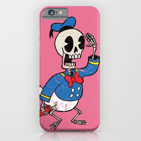 Donald Death iPhone & iPod Case