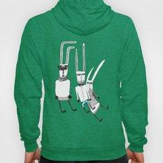 Fashion rabbit Hoody