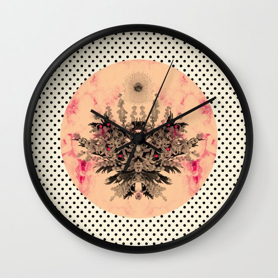 M.D.C.N. xxi Wall Clock