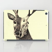 Life and Death piece 2 iPad Case