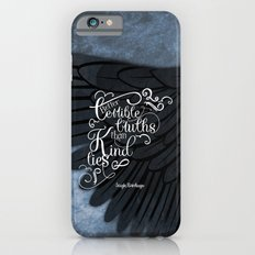 Six of Crows book quote design iPhone 6 Slim Case