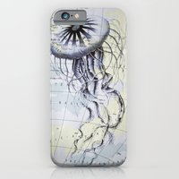 Jellyfish In The South P… iPhone 6 Slim Case