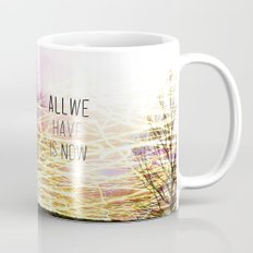 Unexplored Avenues by Debbie Porter Mug