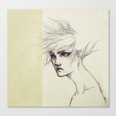 Introspection Canvas Print