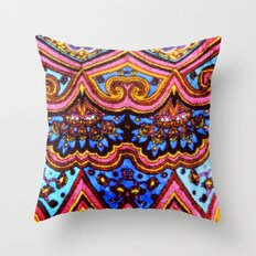 Female fidelity Throw Pillow