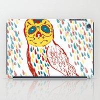 Sugar Skull Owl iPad Case