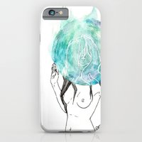 iPhone & iPod Case featuring Outsiders by K-NIZZY