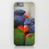 Rainbow lovers iPhone 6 Slim Case