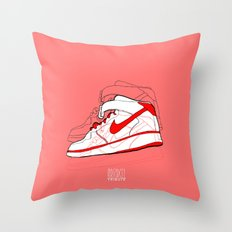 Air Forces 1 Tribute Throw Pillow