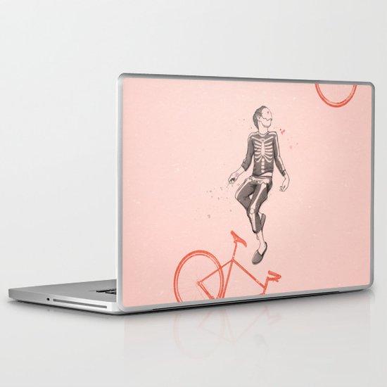 """Dude, wake up..."" Laptop & iPad Skin"