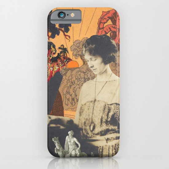 On the verge of outshining me? iPhone & iPod Case