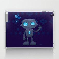 Waving Robot Laptop & iPad Skin