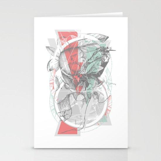 flour·ish Stationery Card
