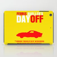 Ferris Bueller's Day Off… iPad Case
