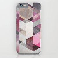 iPhone & iPod Case featuring Nordic Combination 22 Y by Mareike Böhmer Graphics