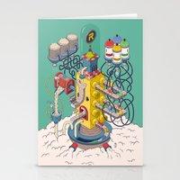 Rasti / Industria Argentina Stationery Cards