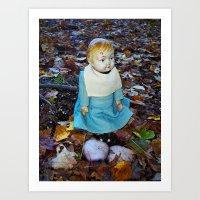 Autumn 10-27-2007 150 Art Print