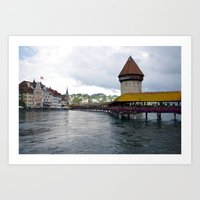 Lucerne Art Print