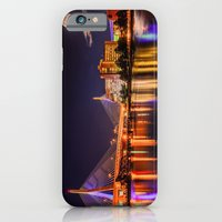 Moon Light Over Zakim Br… iPhone 6 Slim Case