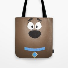 Minimal Scooby Tote Bag