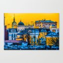 Urban Mix Canvas Print