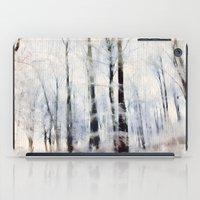 Winter Landscape Aquarel… iPad Case