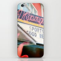 Tropical Kanpai Sports B… iPhone & iPod Skin