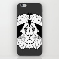 Mane Attraction (Stealth) iPhone & iPod Skin