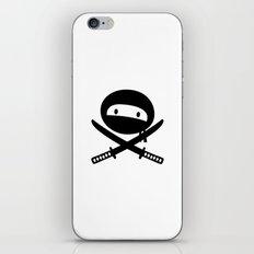 Pirate Ninja iPhone & iPod Skin