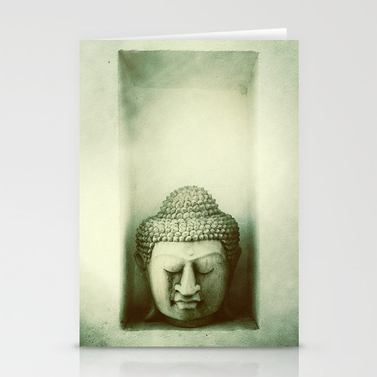 Buddha Stationery Card