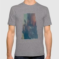 Cloudscape VI Mens Fitted Tee Athletic Grey SMALL