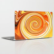Citrus Burst Laptop & iPad Skin