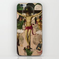 Saints Collection -- re-birth iPhone & iPod Skin