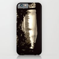 iPhone & iPod Case featuring Passing Travelers by Chris Mare