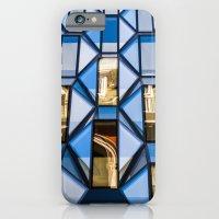 Geometric Glass  iPhone 6 Slim Case