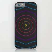 iPhone & iPod Case featuring Stay in the light, keep walking the right path by Pink grapes