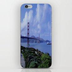 San Francisco Golden Gate  iPhone & iPod Skin