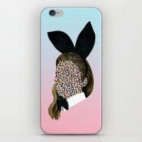 Playboy Bunny Girl iPhone & iPod Skin