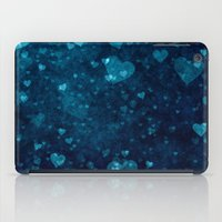 Blue Love iPad Case