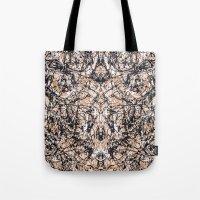 Reflecting Pollock  Tote Bag