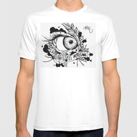 Possible Mens Fitted Tee White SMALL