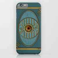 Steampunk Security iPhone 6 Slim Case