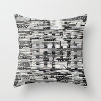 The System Affects The I… Throw Pillow
