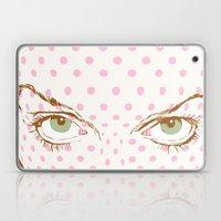 Pop Art Face Laptop & iPad Skin