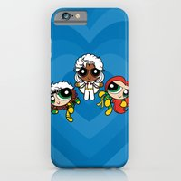 iPhone & iPod Case featuring Chemical X-Girls by Mandrie