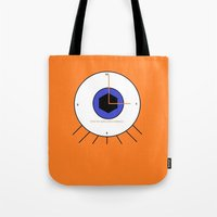 Time For A Little Ultrav… Tote Bag
