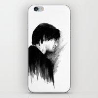 DARK COMEDIANS: Jim Carr… iPhone & iPod Skin
