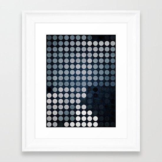 dryb dyts Framed Art Print