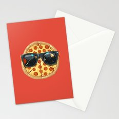 Cool Pizza Stationery Cards